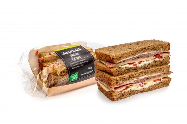 Sandwichman_Sandwich_Salami_Käse_Fleisch