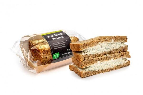 Sandwichman_Sandwich_Bärlauch_Vegetarisch