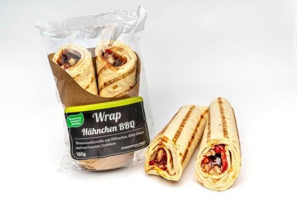 Wrap_SandwichMan_Hähnchen_BBQ_Geflügel