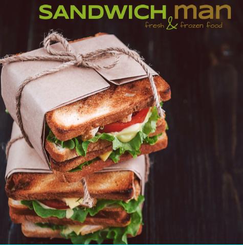 Sandwich-Blog